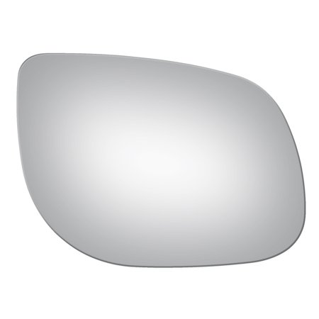 Burco 5424 Passenger Side Manual Replacement Mirror Glass for 2010 Kia