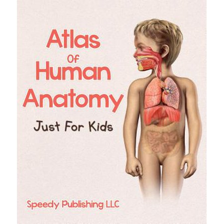 Atlas Of Human Anatomy Just For Kids - eBook (Netter Atlas Of Human Anatomy 5th Edition)