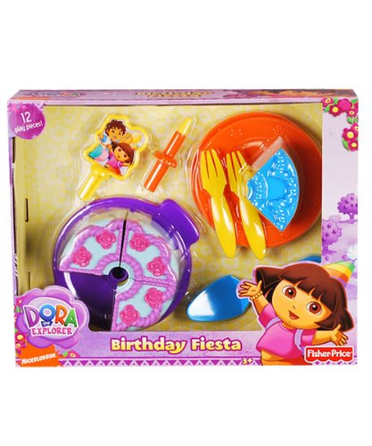 Dora Birthday Fiesta by