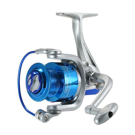10 BB Ball Bearings Left/Right Interchangeable Collapsible Handle Fishing Spinning Reel 5.1:1 Ultra Light Smooth Reel thumbnail