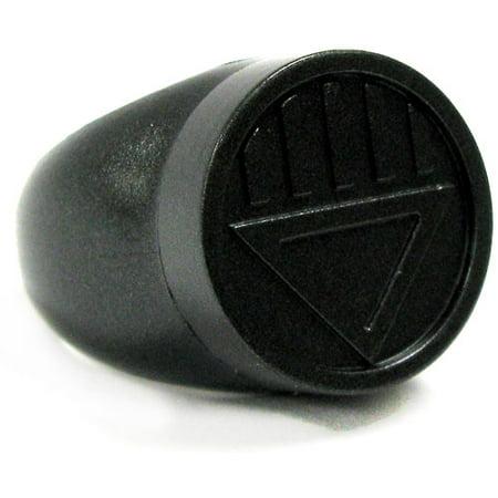 Green Lantern Blackest Night Black Lantern Ring Prop Replica - Lantern Ring Colors