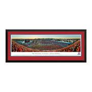 "Arizona Wildcats 18"" x 44"" Deluxe Frame Panorama Wall Art"