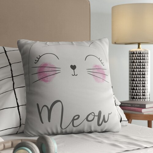 Trule Teen Bowers Throw Pillow