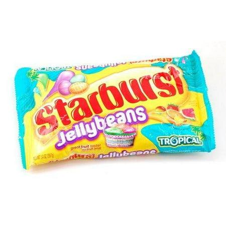 Starburst Jelly Beans Tropical Fruit,