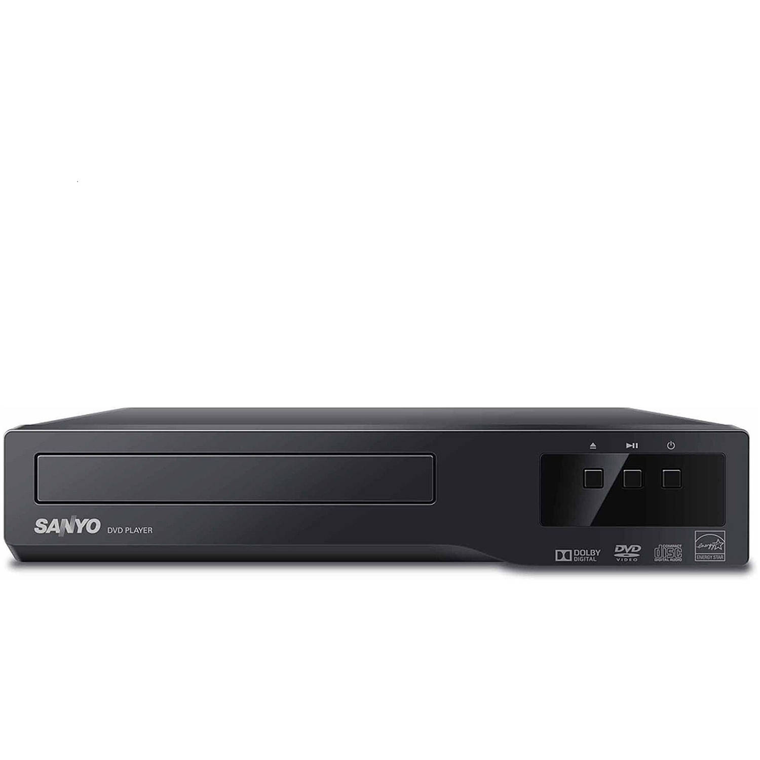 Sanyo DVD Player (RFWDP105F) Refurbished