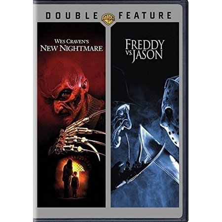 New Nightmare / Freddy vs. Jason 7-8 (DVD) - Halloween Horror Nights Freddy Jason Leatherface