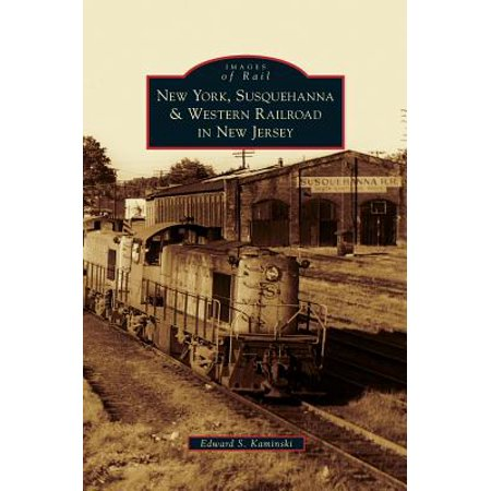 New York, Susquehanna & Western Railroad in New