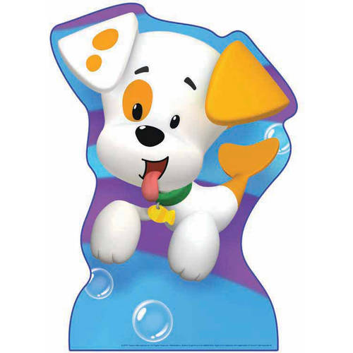 Bubble Guppy Puppy Standee