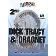 World's Most Famous Detectives, Vol. 2 & 3: Dick Tracy   Dragnet by PLATINUM DISC CORPORATION