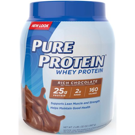 Whey protein for babies