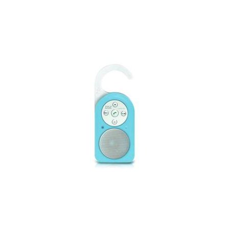 Image of Bluetooth Wireless Shower Speaker & Hands Free Speaker-phone W/ AUX IN (Blue Color)