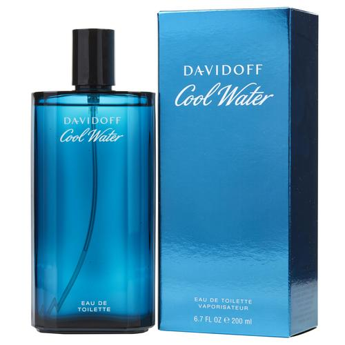 Cool Water Edt Spray 6.7 Oz By Davidoff