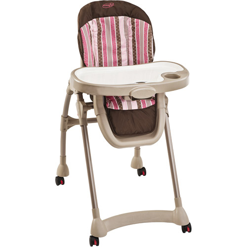 Evenflo - Rightheight Highchair, Pink Ge