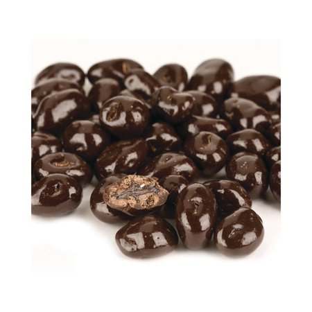Dark Chocolate Covered Raisins 2 pounds dark chocolate (Chocolate Pecan Raisins)