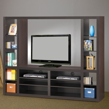 Unit One Entertainment (Coaster Entertainment Wall Unit, Item 700620B1, Box 1 of 2 )