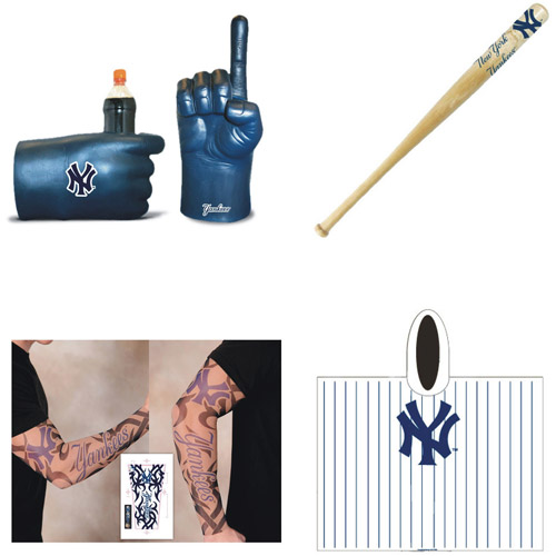 MLB Game Day Fan Pack, Yankees