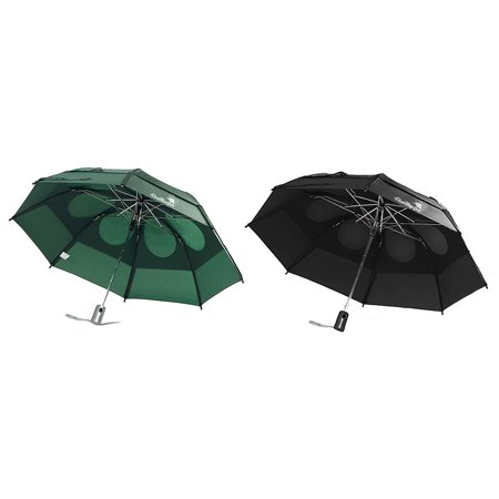 Gustbuster Metro Wind Resistant Signature Umbrellas 2 Pack Bundle, Many Colors - Gustbuster Metro Umbrella