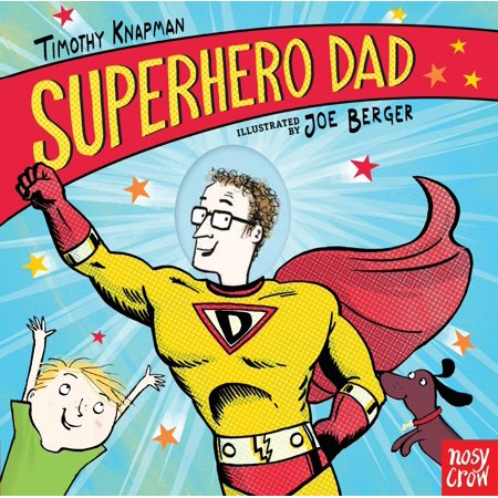 Superhero Dad - Superhero Father's Day
