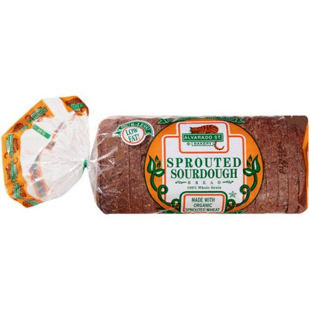 Image of Alvarado Street Bakery Sprouted Sourdough Bread, 24oz