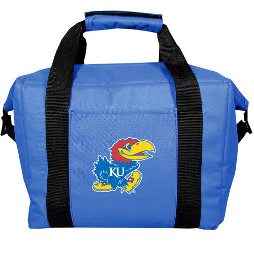 NCAA Kansas Jayhawks 12-Pack Kooler Bag