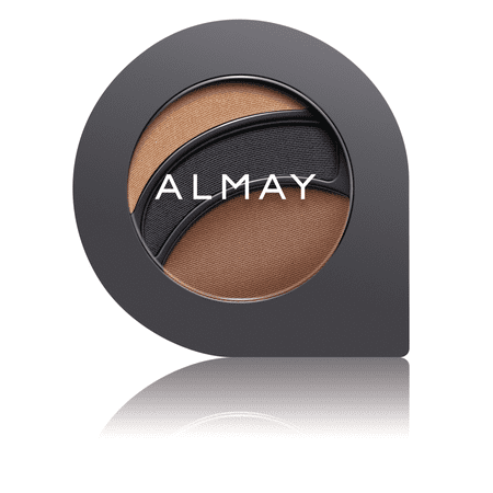 Eye Shadow Mineral Powder (Almay Intense I-Color Evening Smoky All Day Wear Powder Eye Shadow, For Brown Eyes )