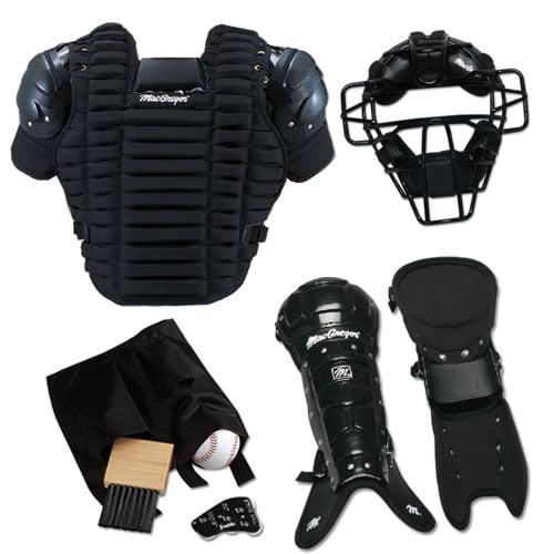 MacGregor Baseball & Softball Umpire Pack #1