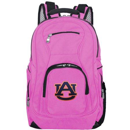 NCAA Auburn Tigers Pink Premium Laptop Backpack
