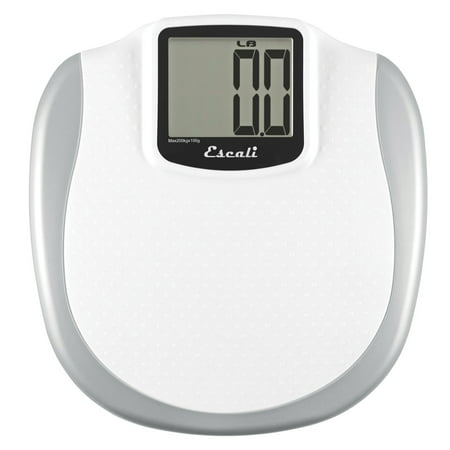 Escali XL200 Extra Large Display Bathroom Scale Extra Long Scale