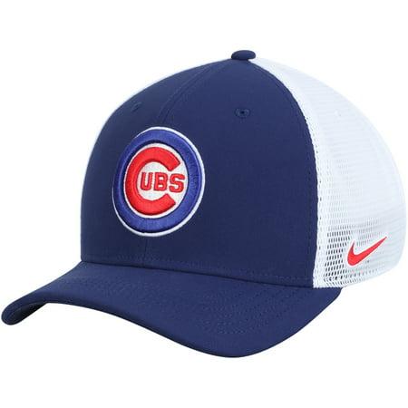 Chicago Cubs Nike Aerobill Classic 99 Meshback Flex Fit Hat - Royal -  Walmart.com 7f48737f061