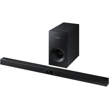Samsung HW-JM35 2.1ch Soundbar 120W with Wired Subwoofer, Refurbished