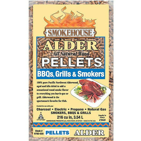 Smokehouse Bbq Wood Pellets