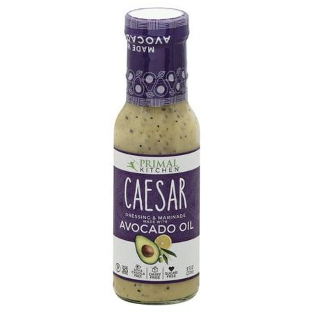 Primal Kitchen Dairy-Free Caesar Dressing with Avocado Oil - 8fl oz
