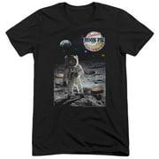 Moon Pie The Truth Mens Tri-Blend Short Sleeve Shirt