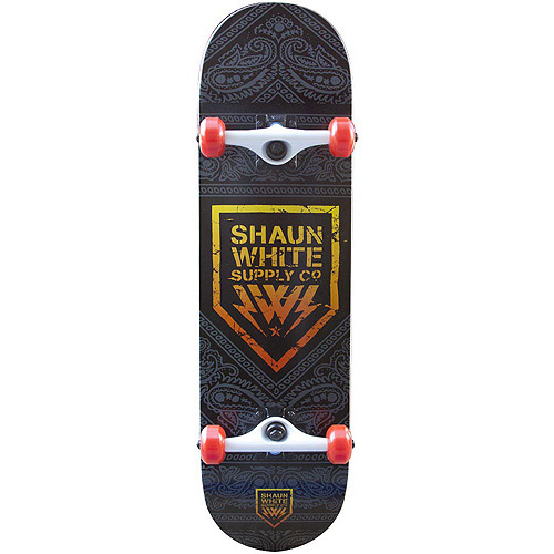 Shaun White Iconic Complete Skateboard