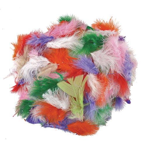 Creativity Street Maribou Feathers