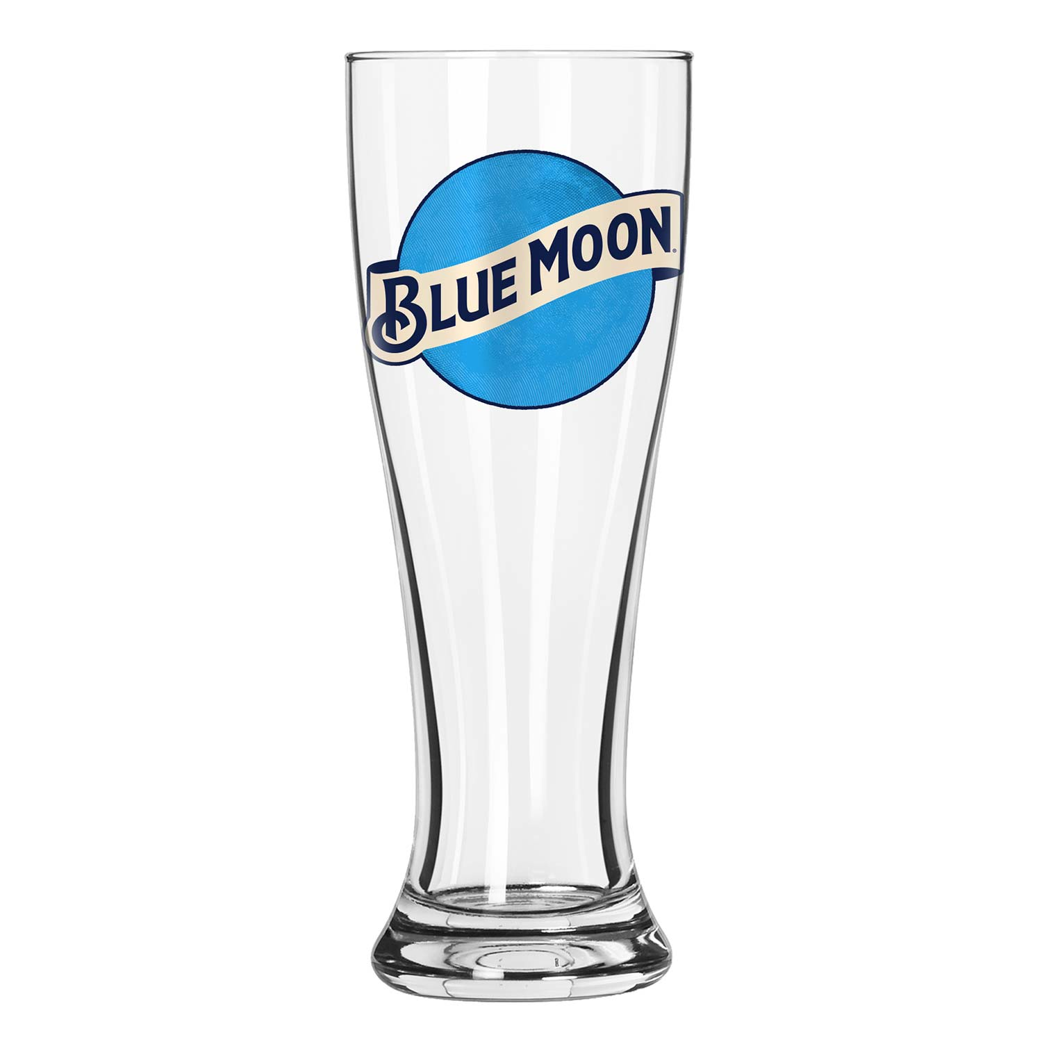 Blue Moon Pilsner Pint Glass by