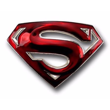 Superman Return Belt Buckle American Superhero Original Costume Red Hot Fashion](Original Scorpion Costume)