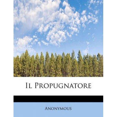 Il Propugnatore (Italian Edition) - image 1 of 1