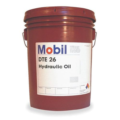 MOBIL 105475 Oil, Hydraulic, 5gal