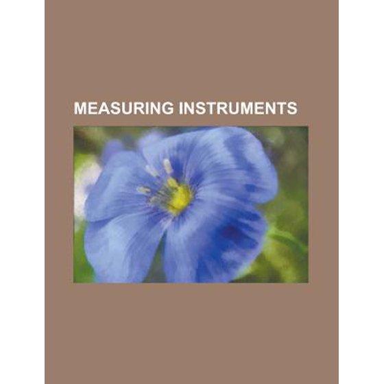 Measuring Instruments : Radar, Full Body Scanner, Mass