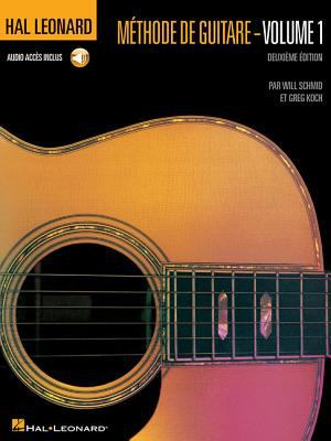 French Hal Leonard Guitar Method: Book 1 by