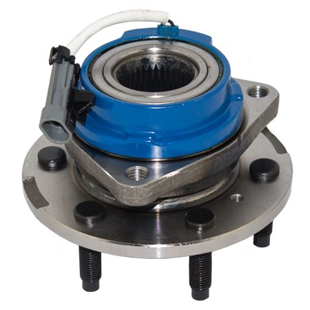Uplander Relay (Front Wheel Hub Bearing Assembly Replacement for Montana SV6 Uplander Terraza Relay 25999685 513236)