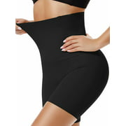 Women's Shapewear Shorts High Waist Tummy Control Body Shaper Thigh Slimmer Slimming Panties