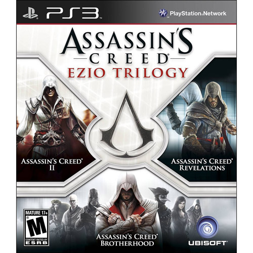ASSASSIN CREED-EZIO TRILOGY TRILINGUAL
