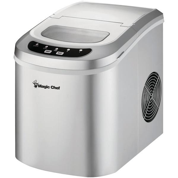 Magic Chef 14.5'' W 27 lb. Portable Ice Maker