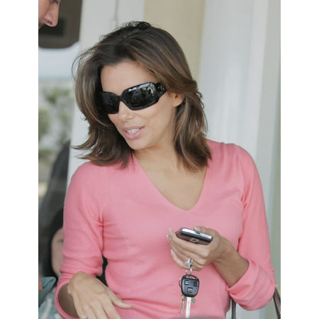 Eva Longoria At A Public Appearance For Eva Longoria Has Lunch At Cafe Med Cafe Med Los Angeles Ca June 30 2009 Photo By MaximillionEverett Collection Celebrity