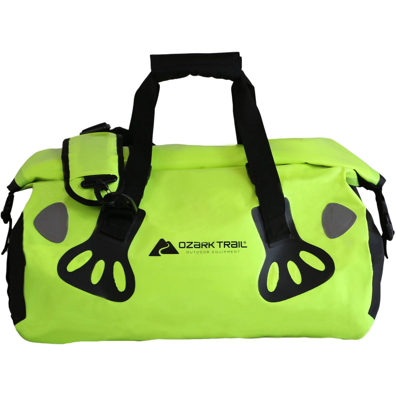 Ozark Trail 30L Dry Waterproof Bag Duffel with Shoulder Strap