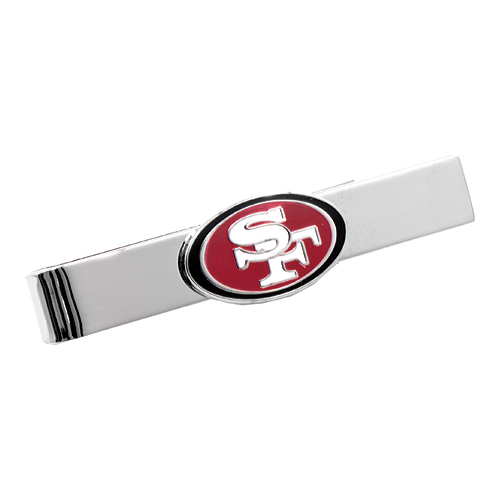 Men's Cufflinks Inc San Francisco 49er's Cufflinks/Tie Bar Gift Set