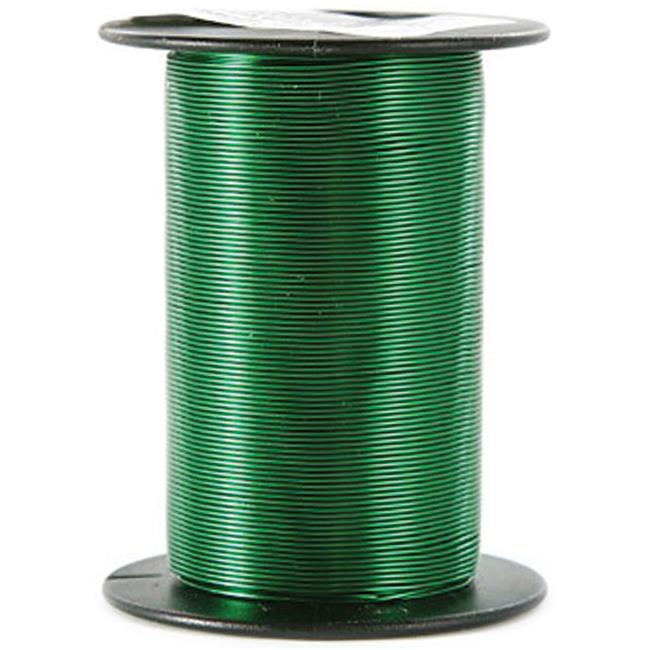Beadery 24 Gauge Wire 25 Yards//Pkg-Black