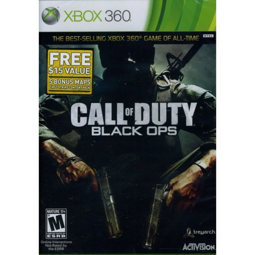 Call of Duty: Black Ops Limited Edition (Xbox 360)